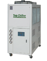 2HP oil cooling chiller unit for CNC machine